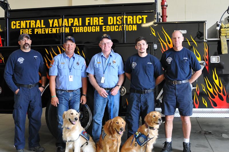 Loss of 19 Granite Mountain Hotshots Firefighters in Arizona Blaze
