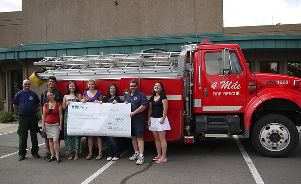 4-Mile Fire Check Presentation