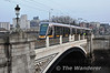 After I had some dinner in the City Centre I ventured out to Heuston and photographed 3022 yet again as it crosses Sean Heuston Bridge with a Tallaght - The Point service. Tues 09.04.13