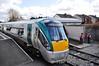 22042 arrives at Maynooth with the 0900 Sligo - Connolly. Sun 21.04.13