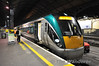 22033 at Heuston prior to departure of the 2210 to Portlaoise. Tues 09.04.13