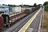Timber Wagons at Kildare. 1130 Waterford - Westport. Sat 31.08.13