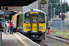 2805 + 2806 wait to depart Limerick Jct. with the 1540 to Limerick. Fri 16.08.13