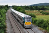 22060 + 22028 pass Ballykillane with the 1850 Heuston - Tralee G.A.A. Special. Sun 04.08.13