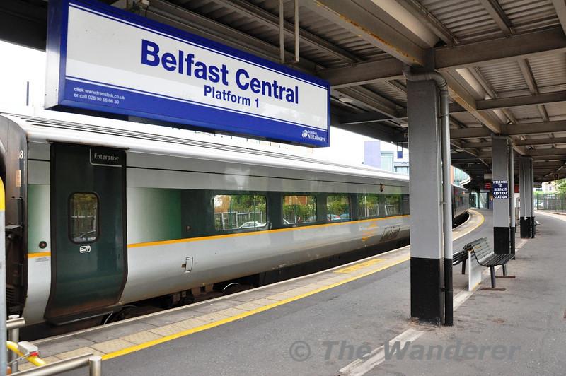 De-Dietrich Standard 9208 stands at Belfast Central. Sat 24.08.13