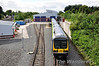 29013 stands on the underframe wash road at Drogheda Depot. Sun 11.08.13