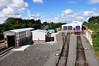 Overview of Drogheda Depot. Sun 11.08.13