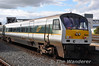 Driving Van Brake First Open 9003 at Drogheda Station in the formation of the 1600 Dublin Connolly - Belfast Central. Sun 11.08.13