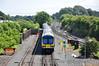 29013 stabled at Drogheda Depot. Sun 11.08.13