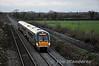 22062 1310 Westport - Heuston passes Killenard near Portarlington. Mon 16.12.13