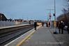 22004 arrives at Portarlington with the 1525 Heuston - Limerick. Mon 16.12.13
