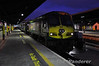 217 awaits departure time from Heuston with the 1700 express to Cork. Thurs 05.12.13