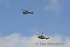 Aer Corps AW139 & EC135 at Flightfest. Sun 15.09.13
