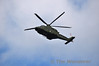Aer Corps AW139 flies over the River Liffey for Flightfest. Sun 15.09.13
