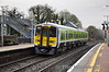 2613 + 2610 arrives at Mallow with the 0820 from Cork. Tues 12.02.13