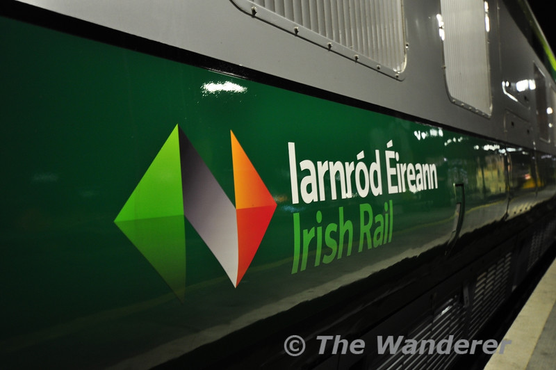 Close up on new logo on 4003. Wed 14.02.13