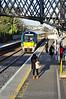 Last built 22063 arrives at Portlaoise with a very busy 1525 Heuston - Limerick. Fri 08.02.13