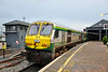 234 stands at Cork after arriving 6 minutes early with the 1400 from Heuston. Mon 11.02.13