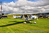 G-CEFA. FlyingInIreland & NMAI Annual Fly-In at Limetree Airfield, Emo, Co. Laois. Sun 04.08.13