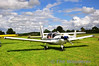 G-BEVR. FlyingInIreland & NMAI Annual Fly-In at Limetree Airfield, Emo, Co. Laois. Sun 04.08.13