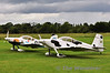 EI-EEO & EI-HUM. FlyingInIreland & NMAI Annual Fly-In at Limetree Airfield, Emo, Co. Laois. Sat 03.08.13