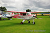 EI-BAV. FlyingInIreland & NMAI Annual Fly-In at Limetree Airfield, Emo, Co. Laois. Sun 04.08.13