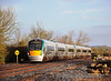 22059 + 22017 pass Kyle Crossing with the 0900 Heuston - Cork. Tues 01.01.13