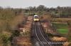 22016 nears Pallasgreen with the 1100 Limerick - Limerick Jct. Tues 01.01.13