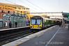 29024 + 29028 arrive at Tara Street with the 0800 Drogheda - Bray. Wed 09.01.13