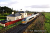 22016 passes Pallasgreen with the 1100 Limerick - Limerick Jct. Tues 01.01.13