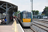 22058 after arriving at Mallow with the 1305 Tralee - Mallow. Thurs 18.07.13