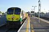232 waits to depart Newbridge with the 2020 Newbridge - Sallins Tamper movement. Wed 10.07.13