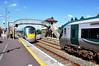 22048 arrives at Rathmore with the 1105 Tralee - Mallow, while 22061 waits to depart for Tralee. Fri 12.07.13