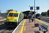 4004 arrives at Mallow with the 1620 Cork - Heuston. Fri 12.07.13