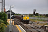 086 pulls out of the loop at Skerries with the 1225 Tara Mines - Alexandra Road Tara Mines Train. Fri 28.06.13