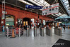 New ticket barriers. Cork Kent. Fri 07.06.13