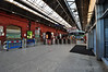 The concourse at Cork has been radically altered with the installation of Ticket Barriers in the station. Fri 07.06.13