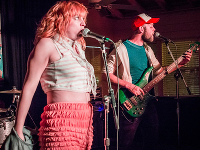 The Austin Chronicle Papercuts Series at the Palm Door presents Bobby Jealousy