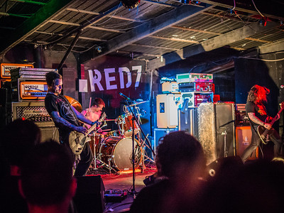 KEN Mode at Red 7 - Austin - 5.13.13