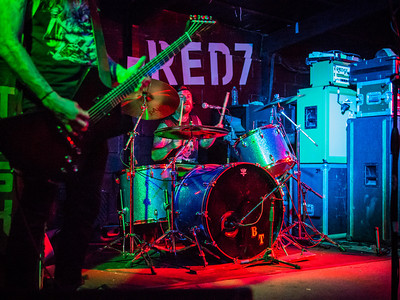 Black Tusk at Red 7 - 7th Street Austin 5/13/13