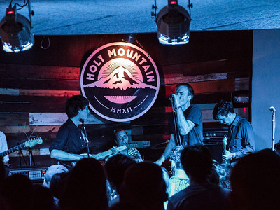 Total Control at Holy Mountain