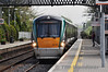 22020 + 22007 arrive at Portlaoise with the 0900 Heuston - Mallow. Mon 06.05.13