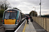22011 + 22054 after arrival at Westport. They will stable for the evening and form the 0945 to Dublin on Saturday morning. Fri 01.11.13