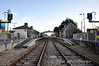 Castlerea Station. Note taken from the Level Crossing. Fri 01.11.13