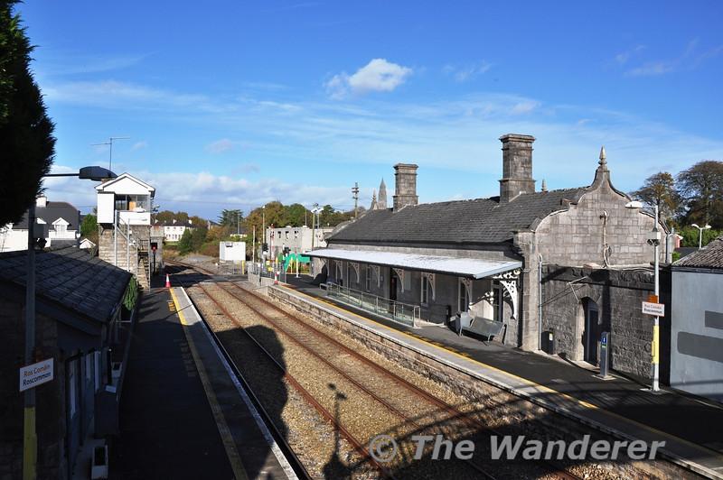 Roscommon Station. Fri 01.11.13