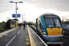 Passengers changing trains at Athlone. 22006 + 22050 0735 Heuston - Westport and 22024 0905 Athlone - Galway. Fri 01.11.13