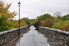 The Great Western Greenway in Westport. Viaduct in Westport. Sat 02.11.13