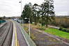 Banteer Station. The former Newmarket Bay platform is to the right. Sat 23.11.13
