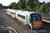 22048 passes throught the Up Main at Kildare witb the 1310 Westport - Heuston. Mon 14.10.13