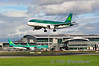Aer Lingus EI-DEK lands at Dublin with EI277 from London Gatwick. Sun 20.10.13